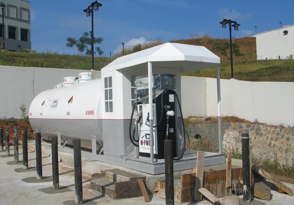 撬装加油站系统工程
