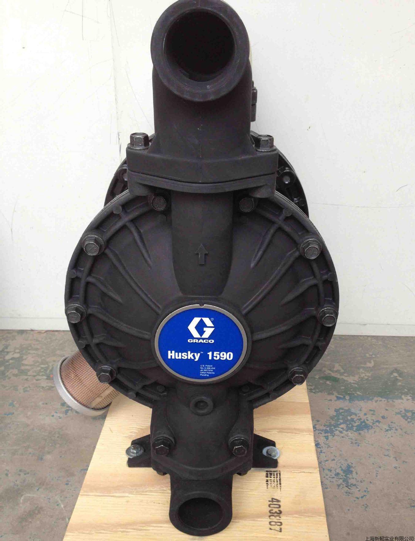 GRACO固瑞克隔膜泵